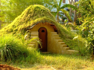 اصنع بنفسك منزل القبة