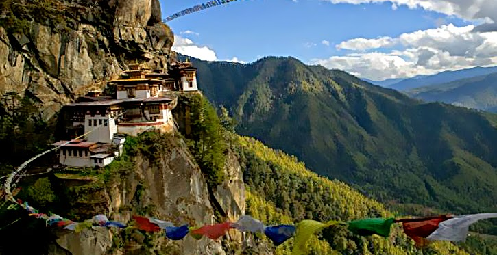 Bhutan, Asia - Wings Journal - Julia Jackson