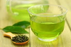infusiones de te verde para la tos