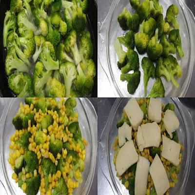 kaşarlı brokoli yemeği