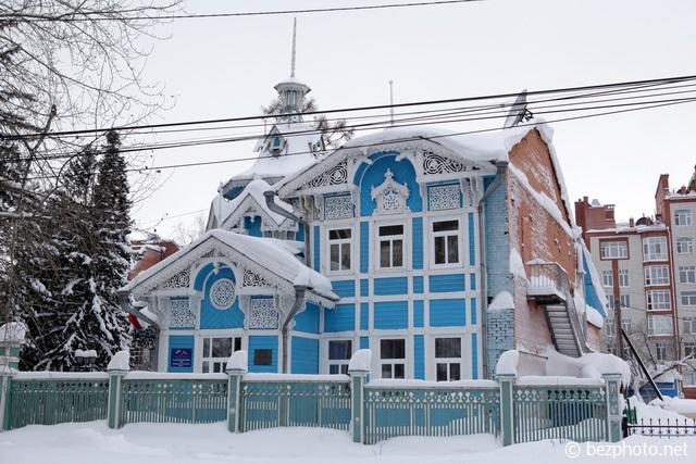 томск русско-немецкий дом