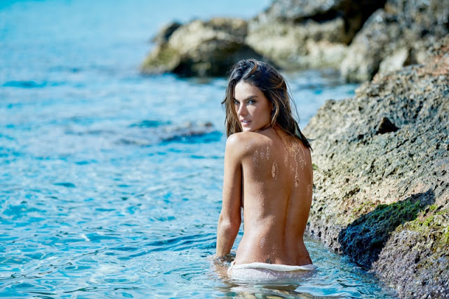Ale by Alessandra Body Art Campaign 2016