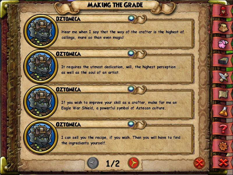 Diana Wildheart: Tips Beyond the Spiral!: Azteca Test Realm