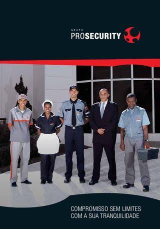 GRUPO PRO SECURITY SEGURANÇA ABRE VAGAS EM 16 ÁREA