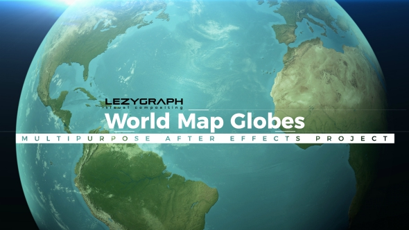 Videohive world map globes free download after effect projects world map globes 20709289 videohive free after effects template gumiabroncs Images