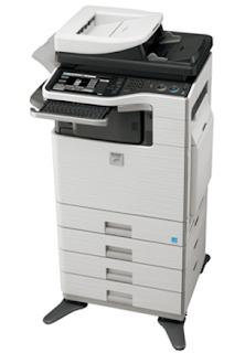 Sharp MX-C402SC Printer Drivers Download