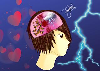 Transtorno Afetivo Bipolar - ilustração