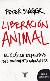 """Liberación animal"" - Peter Singer"