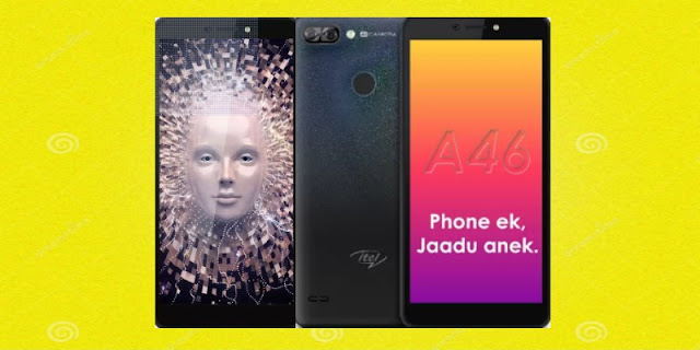 Buy Latest SmartPhones  Itel A46 Cost At Rs 4,999