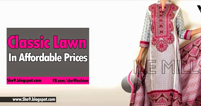 Classic Lawn by VS Textiles Vol-1