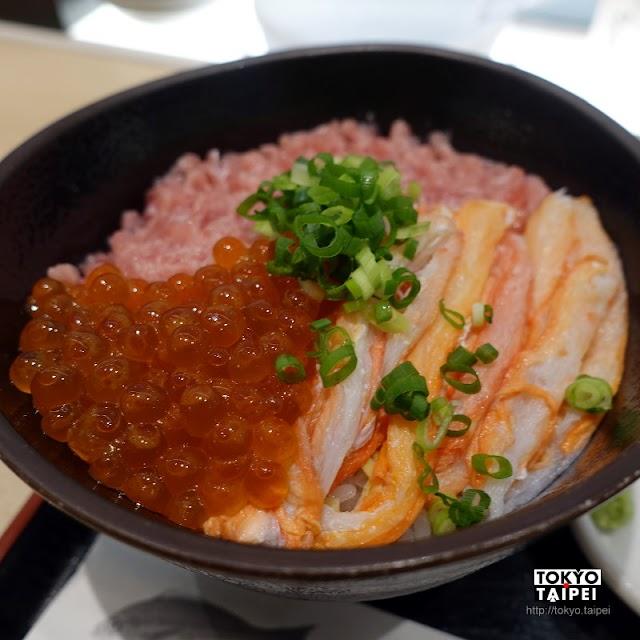 【富山白海老亭】在東京駅一番街 吃到來自富山灣的海鮮丼