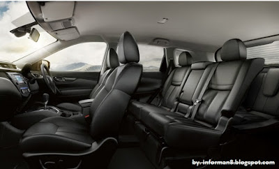 Nissan X-trail Mobil SUV Tangguh & Sporty Terbaik