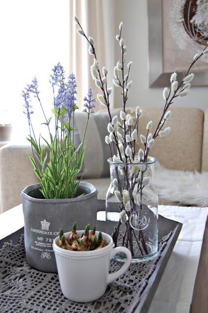 Consulta con el experto decorar con plantas artificiales diariodeco - Decorar con plantas el salon ...