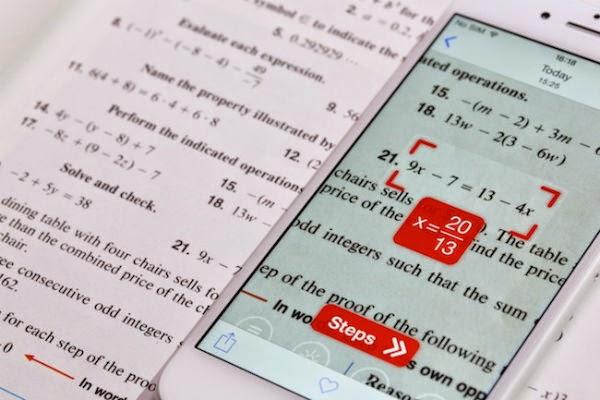 كيف تحل أي معادلة رياضية باستخدام كاميرا هاتفك