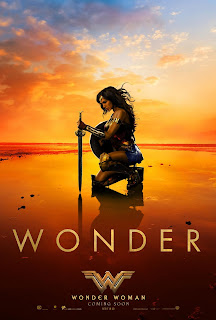 Wonder Woman - Terceiro Poster & Terceiro Trailer