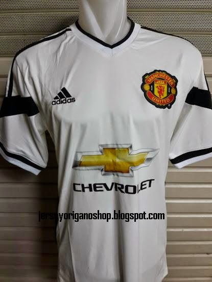 857d957ae Detail Produk Jual Jersey Bola Manchester United 2014-2015 Ori ...