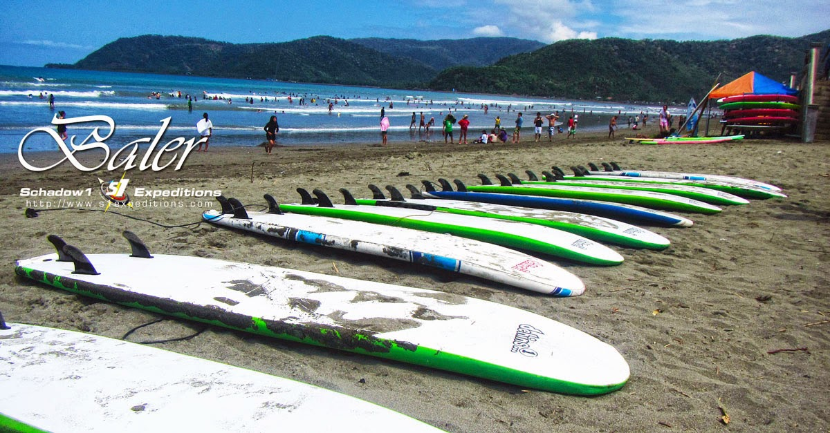 Sabang Beach Surfing - Schadow1 Expeditions