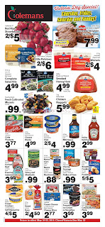 Coleman's Lower Price Flyer valid July 9 - 15, 2020