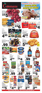 Coleman's Lower Price Flyer valid September 24 - 30, 2020