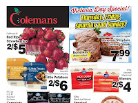 Coleman's Lower Price Flyer valid May 13 - 19, 2021
