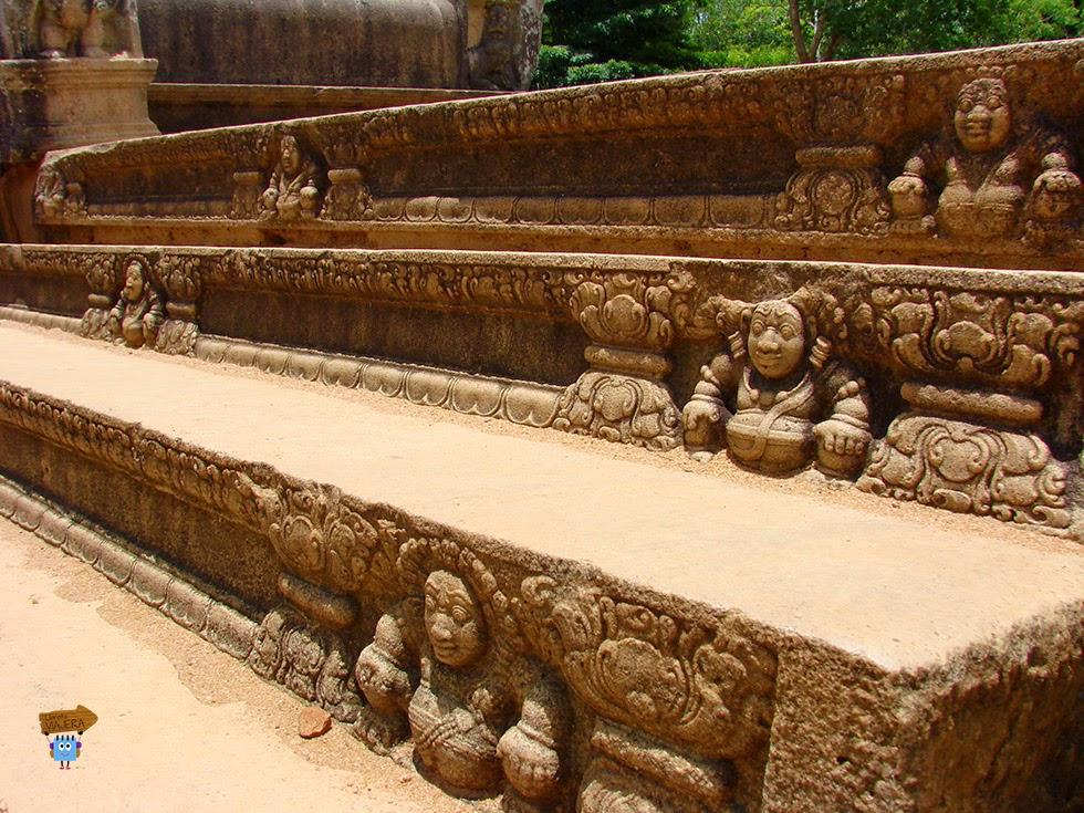 Palacio Anuradhapura