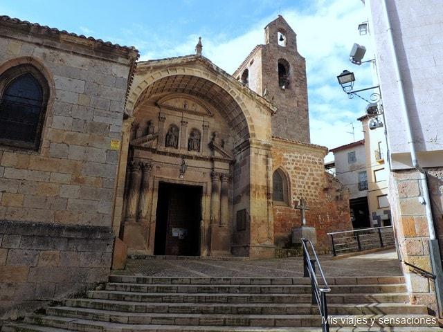 Iglesia de San Cosme y San Damián, Poza de la Sal, Burgos