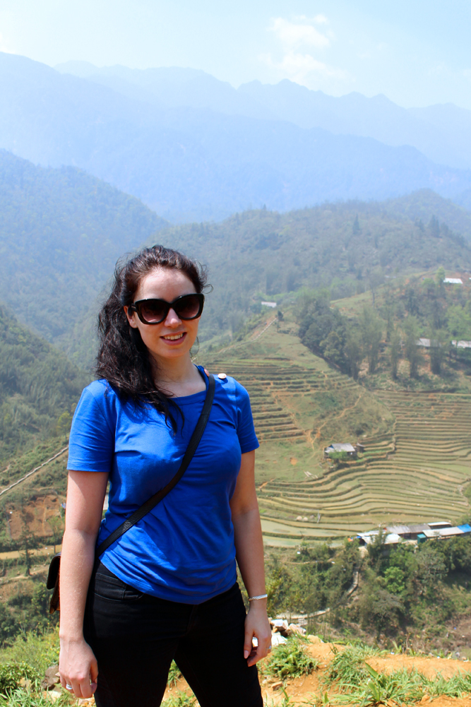 Emma Louise Layla in Sapa, Vietnam - travel blog