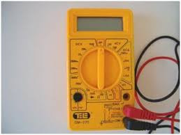 application of multimeter, multimeter application, precaution of multimeter during application