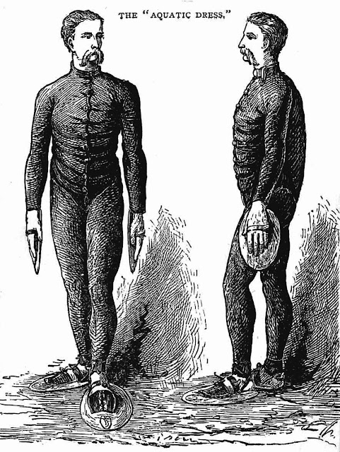 1877 aquatic swimming gear