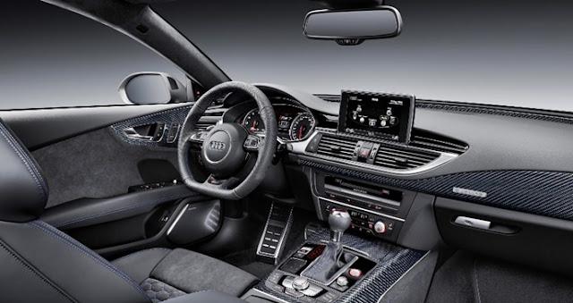 2017 Audi RS7 Sportback Interior