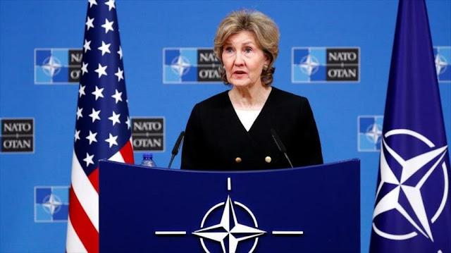 EEUU solicitará a la OTAN aumentar su presencia en el mar Negro