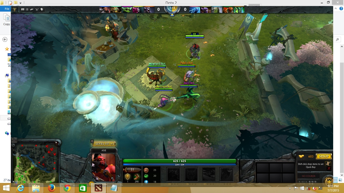 download dota 2 in steam