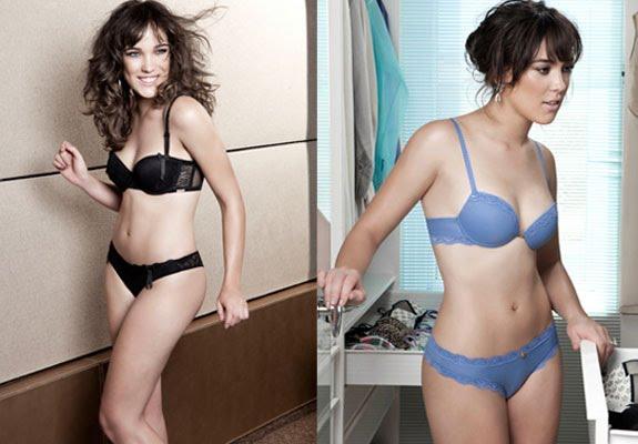 331f0d5d2be327 Adriana Birolli esbanja sensualidade em ensaio de lingerie | Blog ...