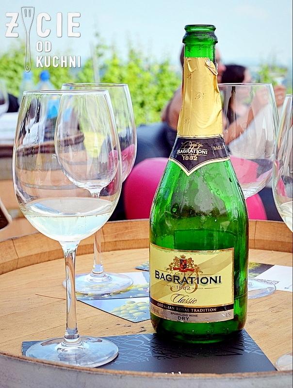 Bagrationi brut - Bagrationio, Supra. Wino z Gruzji