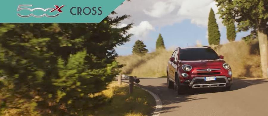 Canzone Fiat Pubblicità 500X Cross, Spot Novembre 2017