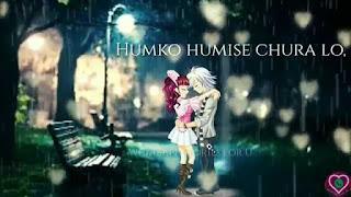Humko Humise Chura Lo Female Love Whatsapp Status Video Download