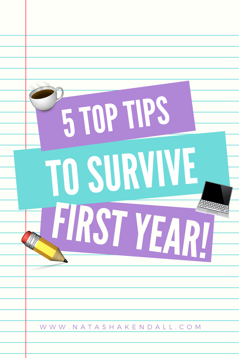 5 ways and tips to survive first year of uni, tips for first year of uni, university tips, nervous about university first year