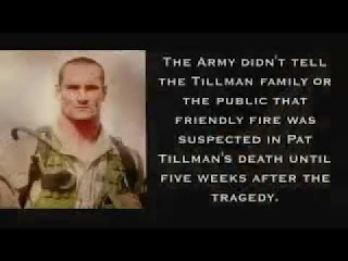 Was Pat Tillman Murdered - AP Gets Coroner Documents