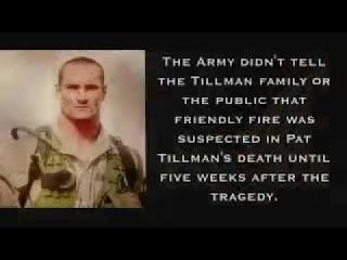 Was Pat Tillman Murdered - AP Gets Coroner Documents