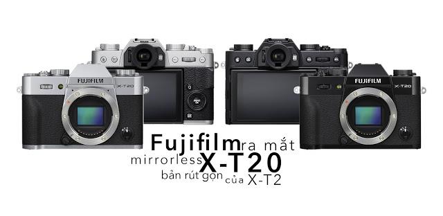 Máy ảnh fujifilm xt20 lựa chọn hoàn hảo | Anh Đức Digital - 180995