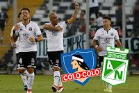 Colo Colo vs Atlético Nacional