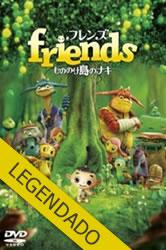 Friends Mononoke Shima No Naki – Legendado