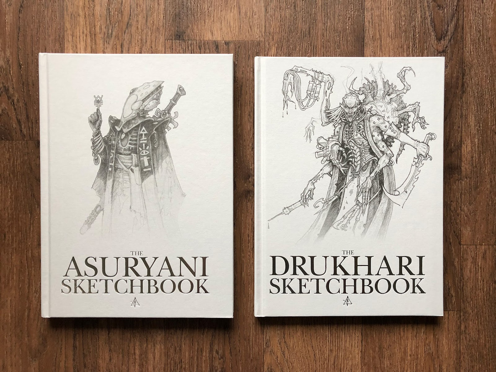 Review The Eldar Collection By Jes Goodwin Asuryani Drukhari