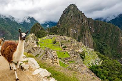 área protegida Machu Picchu, Machu Picchu
