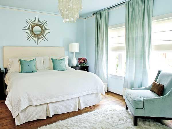 Aqua bedroom images design ideas