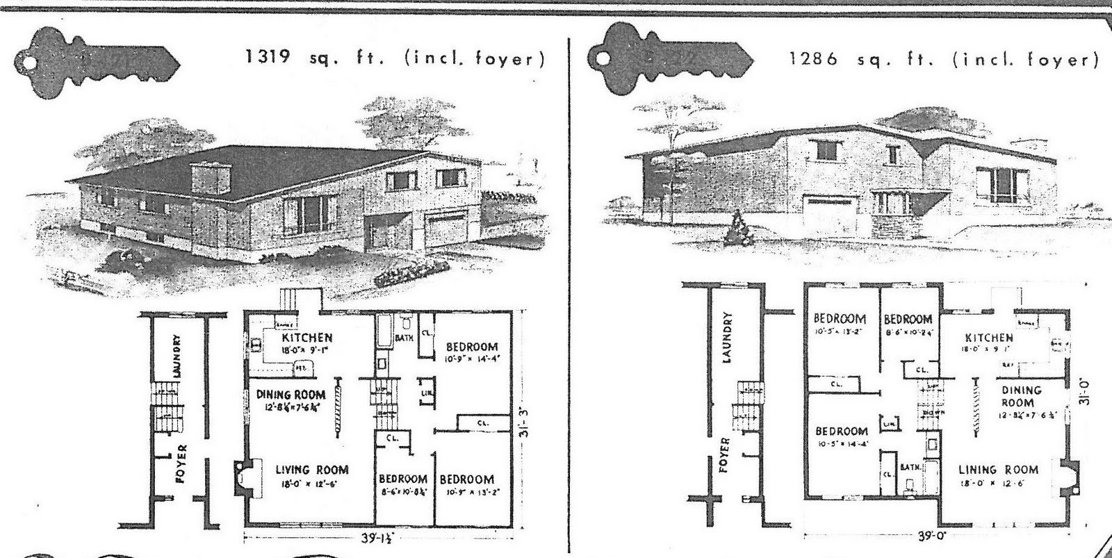 Traditional Japanese House Floor Plans Mid Century Modern And 1970s Era Ottawa How The Car