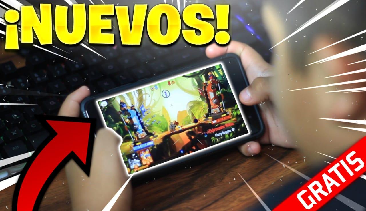 Increibles Y Adictivos Juegos Nuevos Para Tu Movil Android Todos