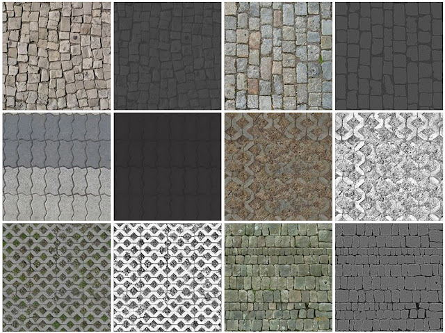 tileable_paving-stone_sidewalks-#7b