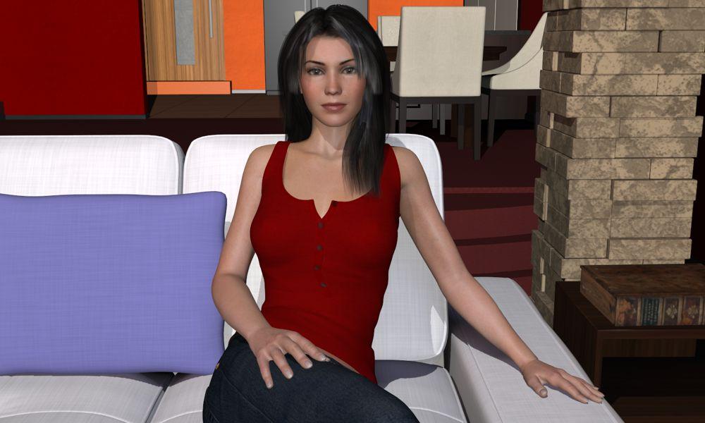 Bloggers da Net: Date Ariane - Romance visual com Ariane