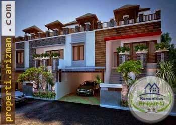 Dijual Rumah 3 Lantai Denpasar Bali